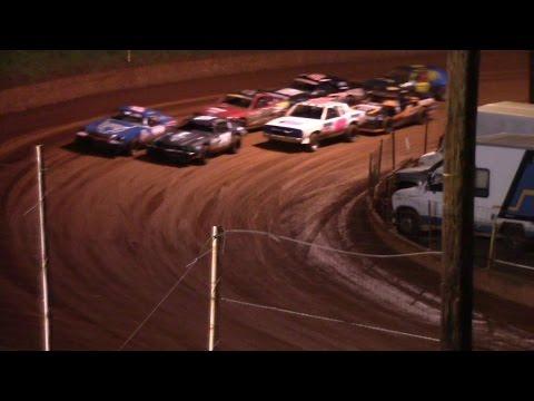 Winder Barrow Speedway Stock Eights Feature Race 3/26/16