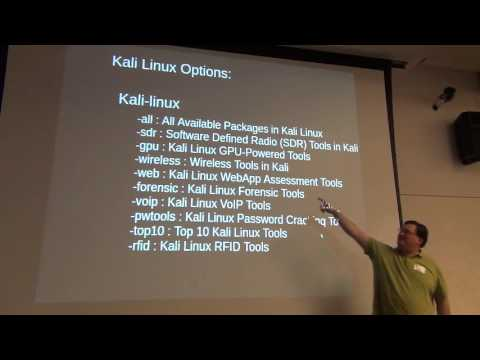 Offensive Security and Countermeasures using Kali Linux - YouTube