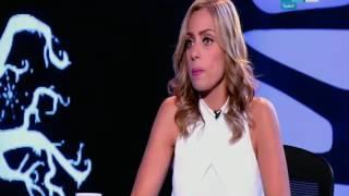 بالفيديو .. الفنانة ريم البارودي : مابحبش احمد عز علشان ظالم وابنه كوبي بيست منه