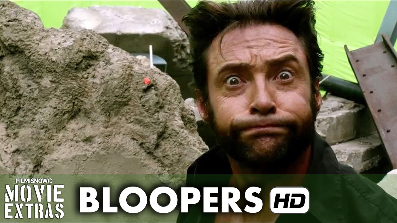 X-Men: Days of Future Past (2014) Bloopers & Gag Reel #1