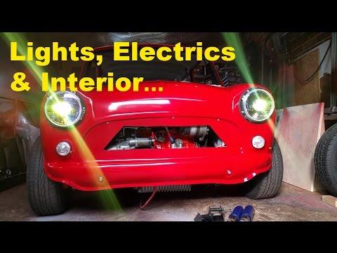 Turbo Mini TV - Catch-up: electrics, dash, lights