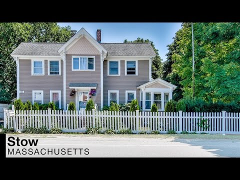 Video of 404 great road stow massachusetts real estate amp homes by