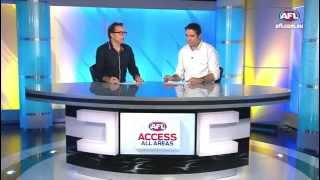 AFL Access All Areas - Round One 2015