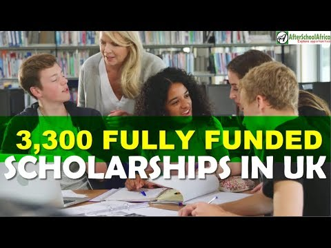 Top 10 Fully Funded Scholarships in UK for International Students | Top 10 Series