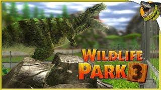 5 ESTRELLAS & T-REX   Wildlife Park 3   #7   Gameplay Español