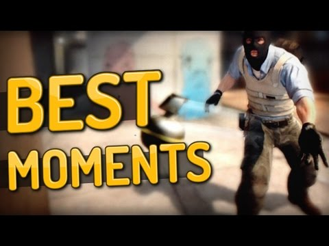 CS:GO - Best Moments #15 ft. tarik, steel, m0e, fl0m & more!