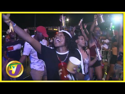 Soca Party Gets Green Light   TVJ Entertainment Report Feature - July 16 2021