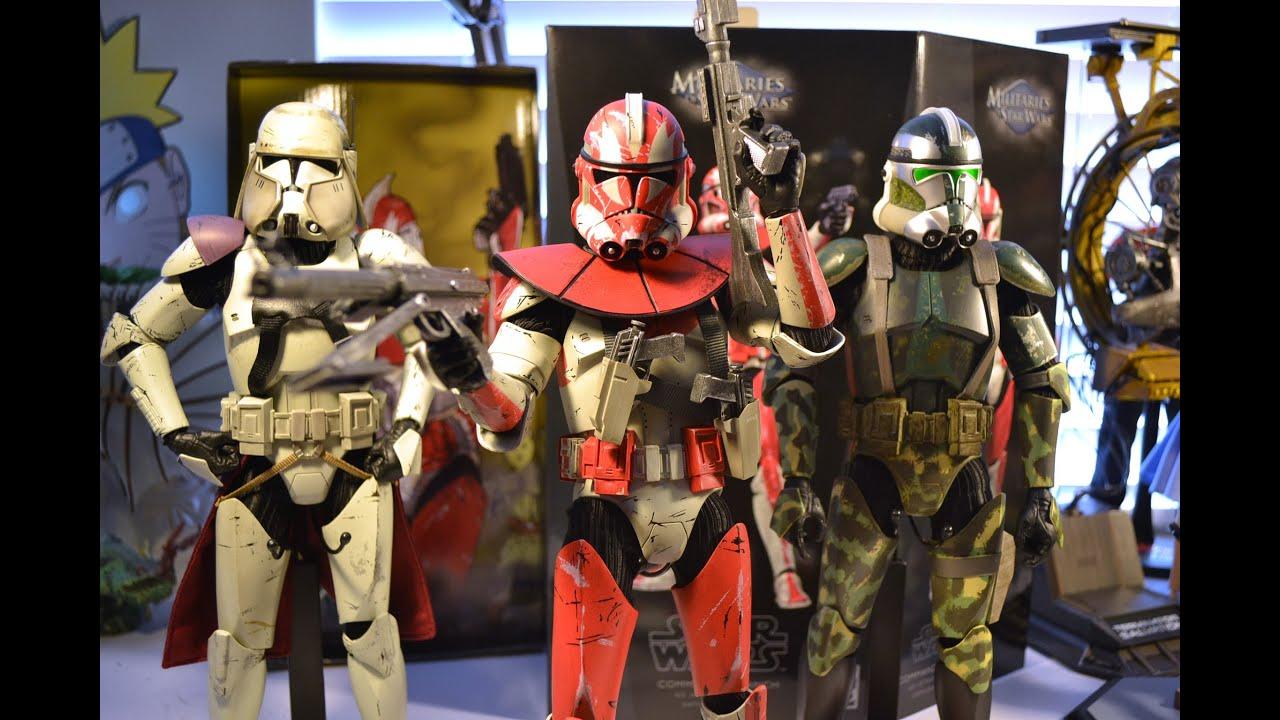 Sideshow 12 Quot Commander Ganch Star Wars Celebration