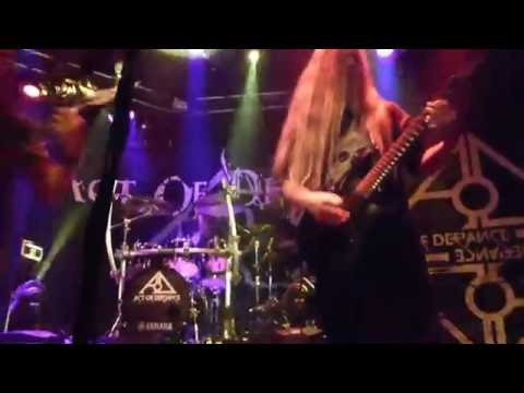 "Act of Defiance ""I'm Broken"" (Pantera cover), 6/25/2016, Whisky a Go Go"