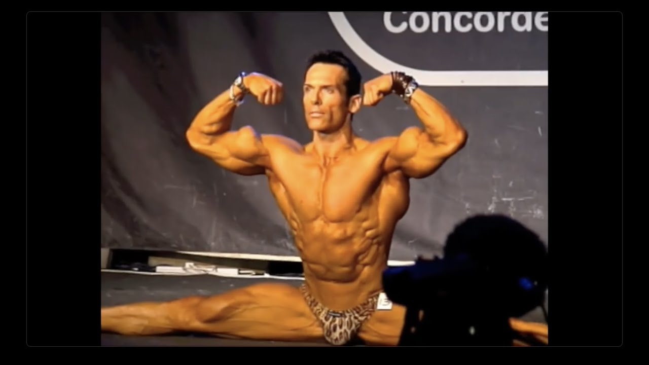 Extremely flexible naked guys commit