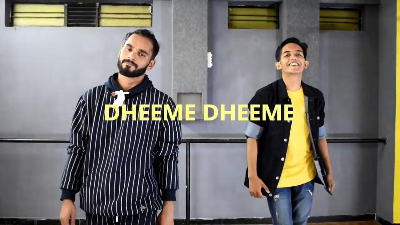 Dheeme Dheeme  || Pati Patni aur woh||  neha kakkar || tonny kakkar