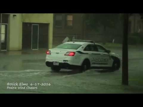 6-17-2016 Dawson, Minnesota Severe Storms