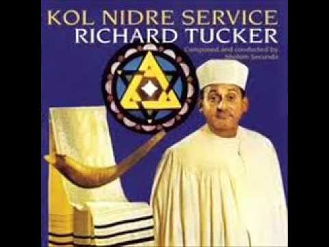 The Great Richard Tucker Sings The Cantorial Jewel