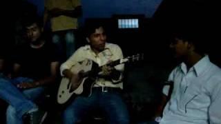 Ashish Arya performing @ nescafe GBPEC Pauri Download