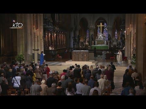 Messe du 29 septembre 2017