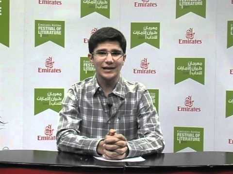 Emirates Litfest/Murdoch University Broadcast Journalism Workshop 4