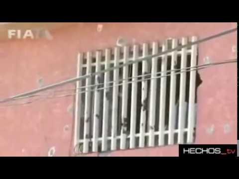 Graban Balacera en Ciudad Juárez Militares VS Sicarios del Chapo Guzman