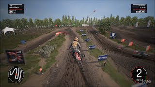 MXGP PRO - Teutschenthal (MXGP of Germany) - Gameplay (PC HD) [1080p60FPS]