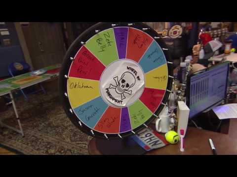 Shea in Irving Spins the Wheel of Punishment on the Dan Patrick Show | 10/13/17