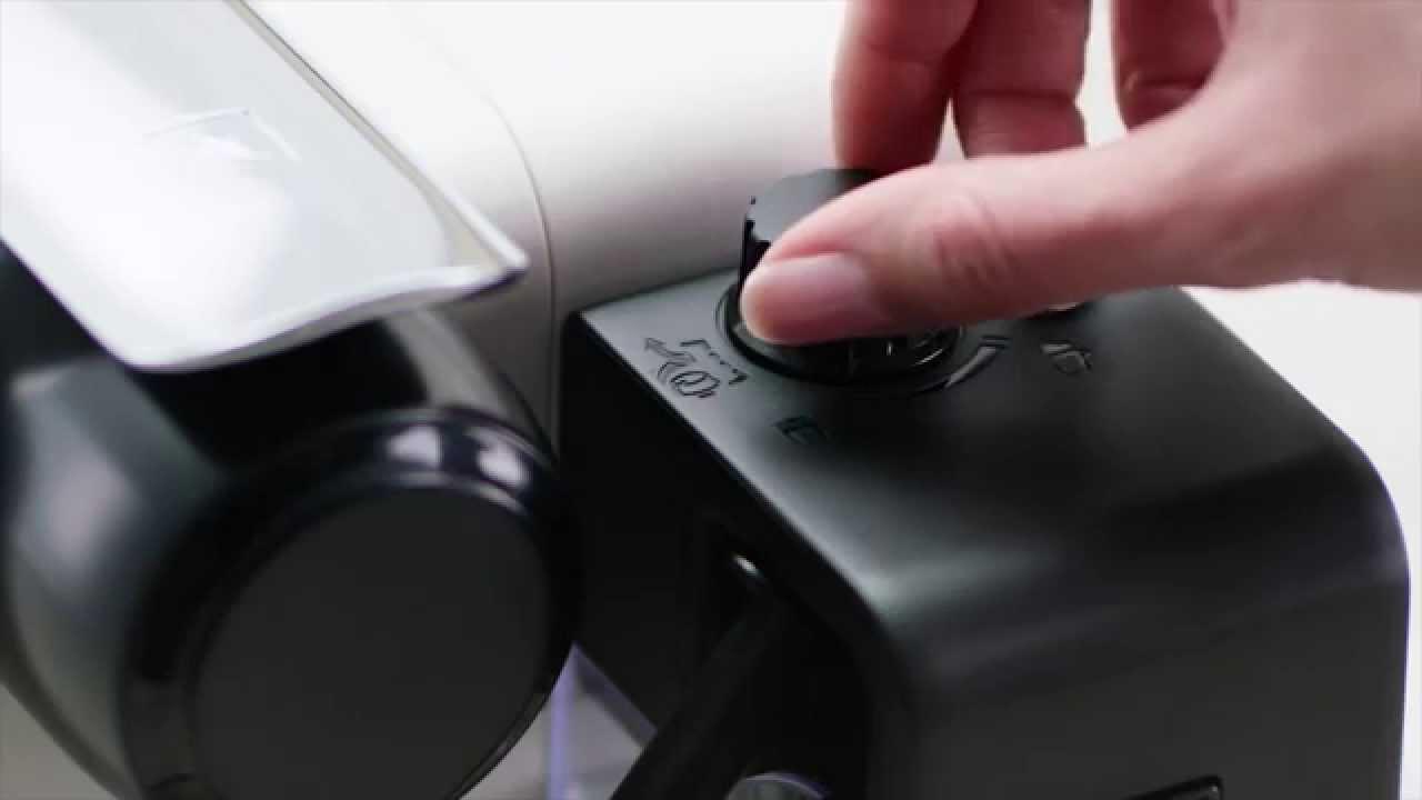 nespresso lattissima touch user manual