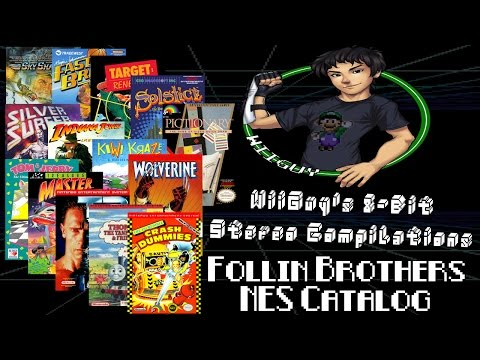 Follin Brothers (Tim & Geoff Follin) / Software Creations Catalog (NES) Soundtracks - 8BitStereo