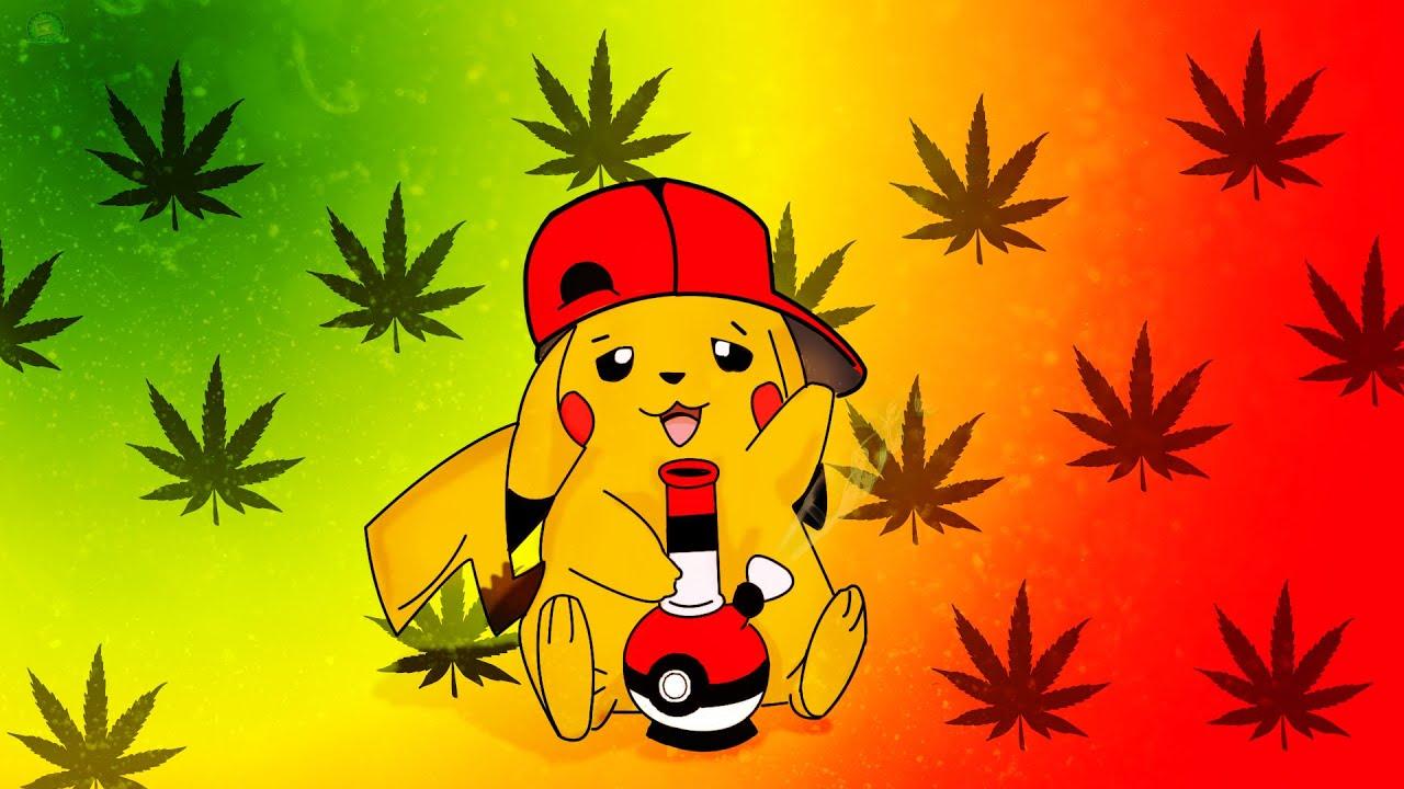 Gotta Smoke \'Em All: 10 Pokemon Who Are Low-Key Stoners | Marijuana
