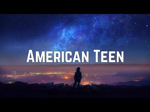 Khalid - American Teen (Lyrics)
