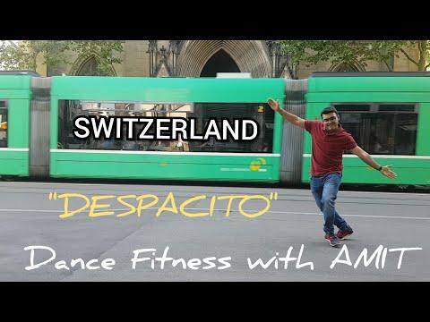 Despacito   Luis Fonsi   Daddy Yankee   Justin Bieber   Dance Fitness with Amit @ Basel, Switzerland