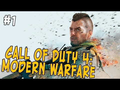 Прохождение Call of Duty 4: Modern Warfare