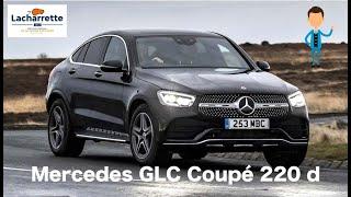 🔥ARRIVAGES🔥 Mercedes GLC Coupé 220 d 9G-Tronic 4Matic AMG Line