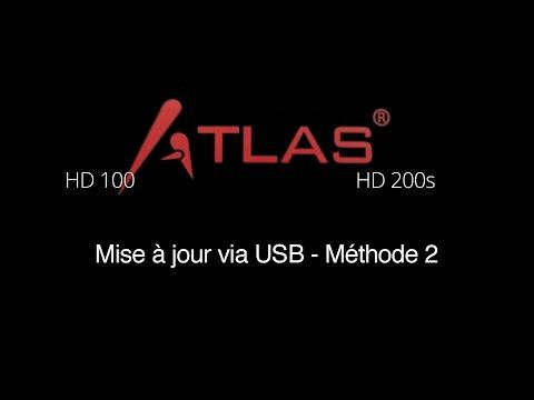 200SE HD ATLAS MISE JOUR TÉLÉCHARGER 2017 A