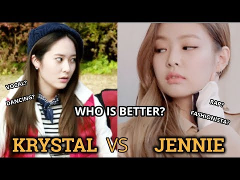 BATTLE OF F(X) KRYSTAL AND BLACKPINK JENNIE: WHO IS BETTER (VOCAL, RAP, DANCING, VISUAL And MORE...)