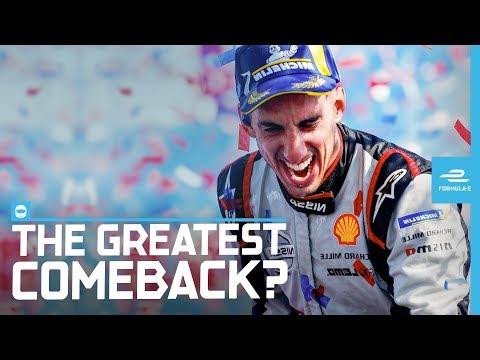 The Greatest Comeback In Formula E History? How Sebastien Buemi Got Back To The Top