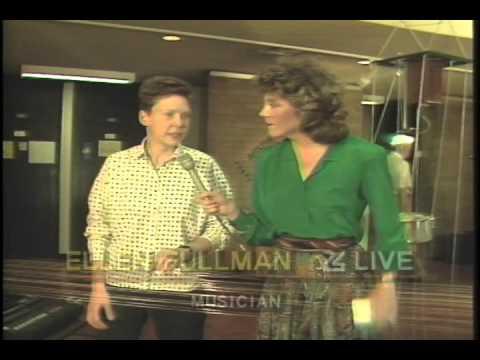 Ellen Fullman Austin Morning Magazine 1985