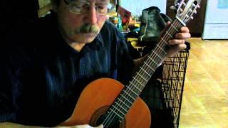 Jean Francois Delcamp D01 Classical Guitar Lesson 4, pg 23, Anonyme Alouette, Gentille Alouette