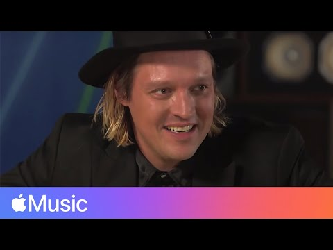 Arcade Fire: 'Everything Now' Interview | Apple Music