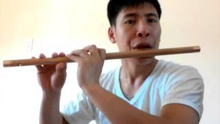 Xin lỗi người anh yêu - Châu Khải Phong sáo trúc