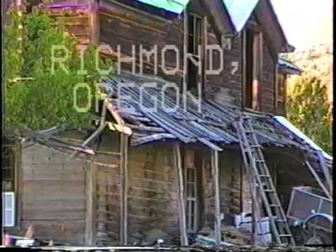 Ghost Towns of Oregon #1C (Hardman)