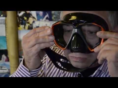Как выбрать маску для дайвинга и какие они бывают