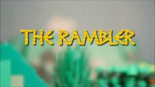 Alex the Rambler Intro in Lego!