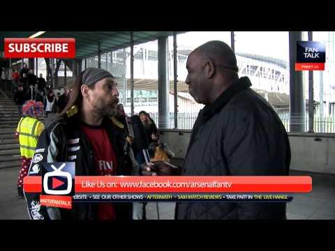 Arsenal 1 v Man Utd 1 - Bully Talk - ArsenalFanTV.com