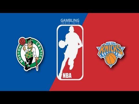 BOS VS NYK NBA Match dream 11 Team/Boston Celtics Vs New York Knicks nba match dream 11 team.
