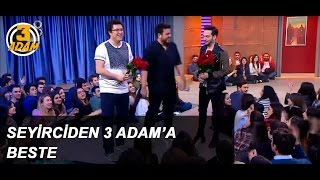 Video Seyirciden 3 Adam'a Beste l 3 Adam download MP3, 3GP, MP4, WEBM, AVI, FLV Maret 2018
