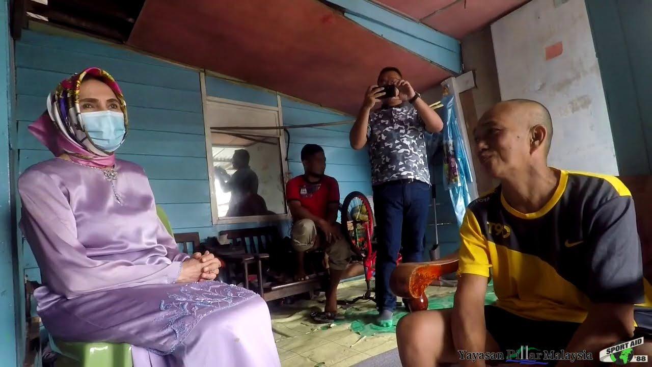 Friday Food Baskets @ Kampung Pulo Hilir - Siri 2