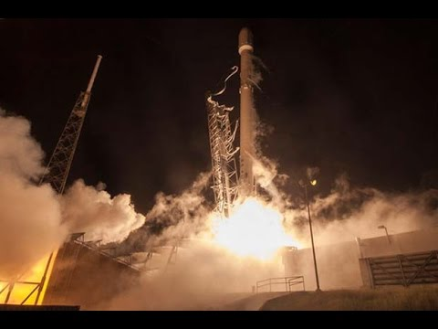 SpaceX Breaks Up US Spy Satellite Launch Monopoly