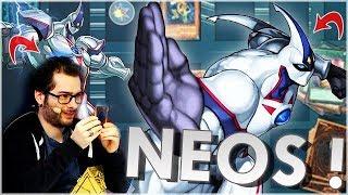 YU-GI-OH : DUEL ÉPIQUE AVEC MON DECK NEOS ! Duel links