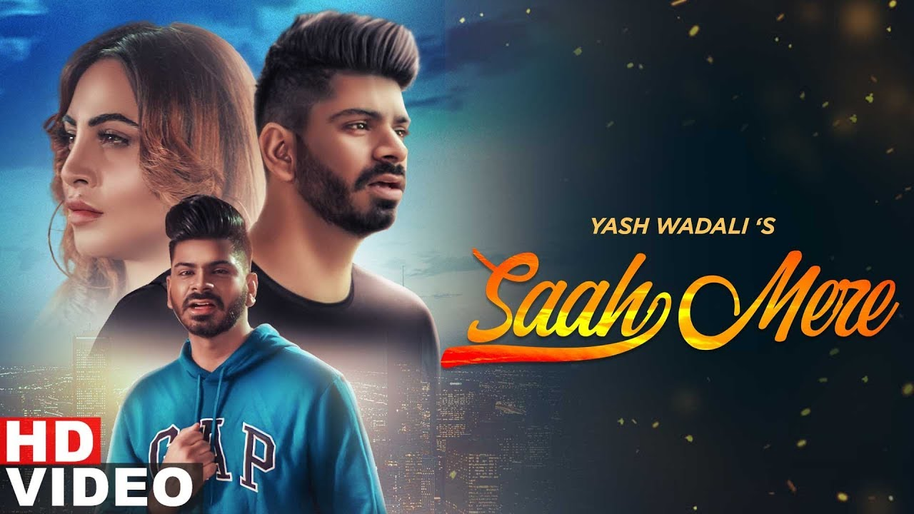 Saah Mere (Cover Song) | Yash Wadali | Arshi Khan | Exclusive Punjabi Song on NewSongsTV & Youtube | Speed Records