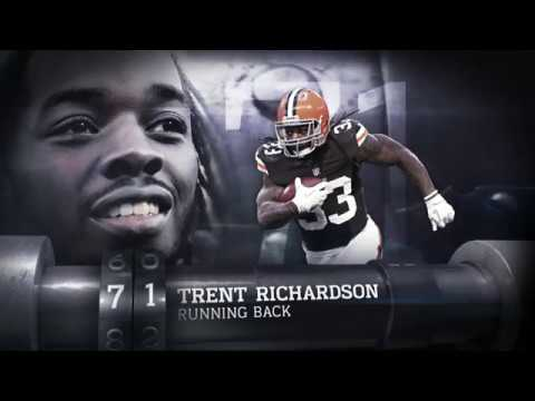 #71 Trent Richardson (RB, Browns) | Top 100 Players of 2013 | NFL