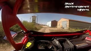 Driver's Eye Luis Areces & Sara Alvarez I Rallysprint tierras de Panero 2018