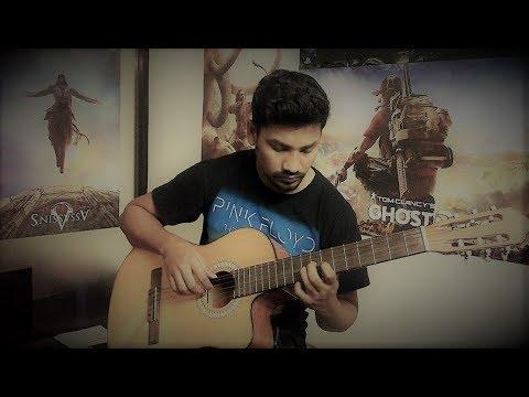 Gratitude Cover By Amit | Amin Toufani | Flamenco Guitar | Bangladesh | Spanish Song